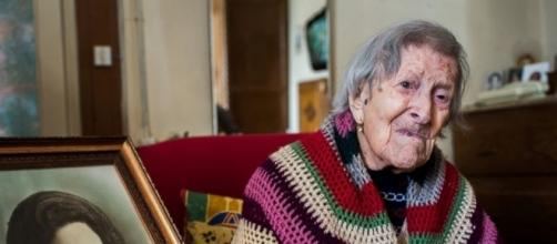 Emma Morano, the oldest-living person in the world and last living ... - reddit.com