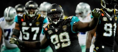 Sen'Derrick Marks returns to OTAs for the Jacksonville Jaguars ... - givemesport.com