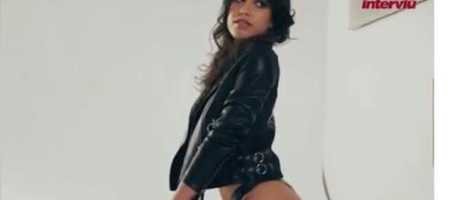 Sofía se desnuda para Interviú.