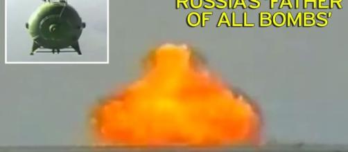 The 'Father of All Bombs': Vladimir Putin's big daddy response to ... - mirror.co.uk BN support