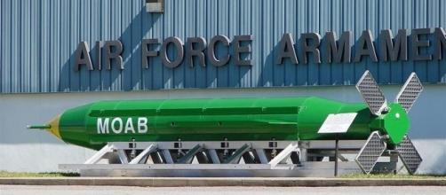 "The Mother of All Bombs: a ""great weapon"" to use on Iran, says US ... - fourwinds10.com"