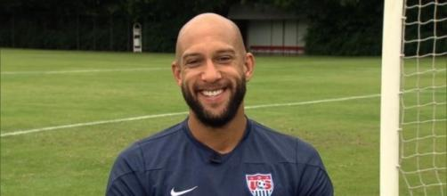 Tim Howard Describes Journey to Become One of the World's Top ... - go.com