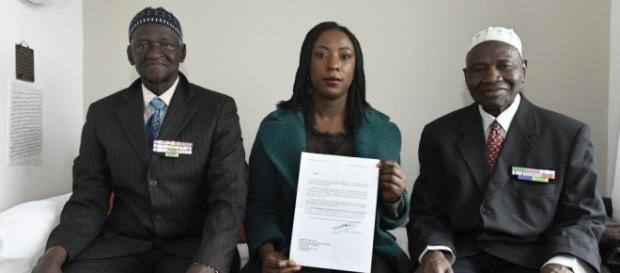 """Aïssata Seck et les tirailleurs sénégalais pour la """"France reconnaissante"""""""