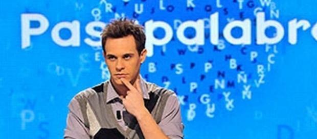 Cristian Gálvez,presentador de Pasapalabra en Telecinco