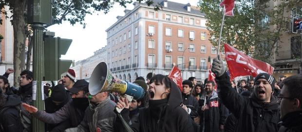 La protesta social y un proyecto qué pretende crimnalizarla