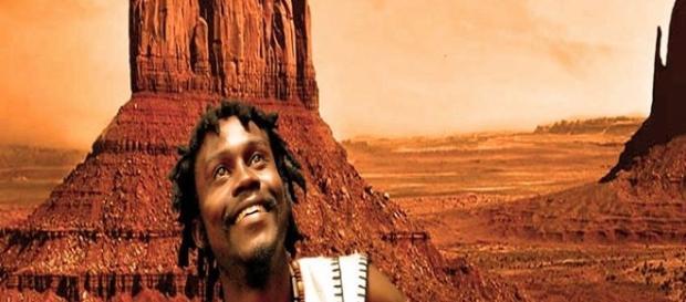 L'artiste camerounais Liter le Chansionnier