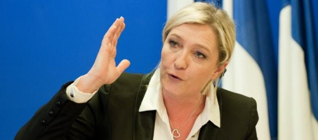Marine Le Pen, leader Front National
