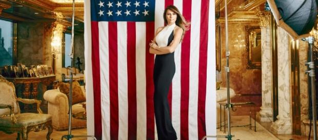 Melania Trump redecorates White House living quarters for confirmed move. Photo: Blasting News Library - harpersbazaar.com