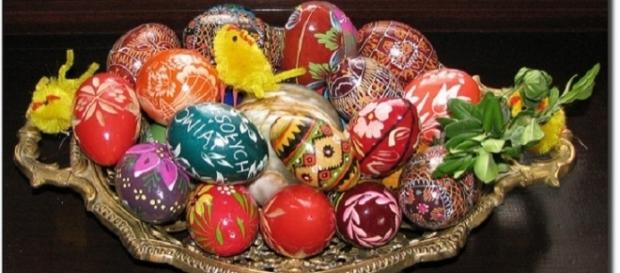 The tradition of Easter Eggs and the Easter Bunny explained