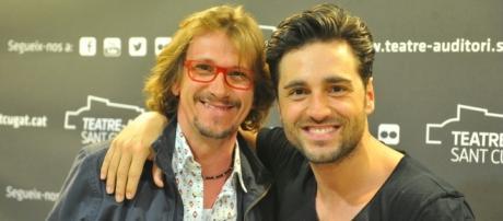 Alejandro Abad quiere ponerle música a la ruptura y a la posible reconciliación de David Bustamante y Paula Echevarría