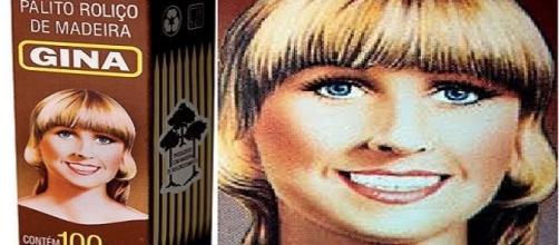 38 anos depois de tirar a foto dos palitos Gina, Zofia está completamente diferente