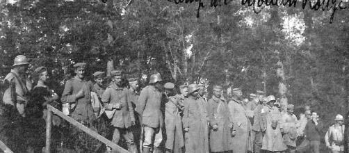 Bataille du Chemin des Dames - Juin 17 -Camp du Moulin Rou… | Flickr - flickr.com