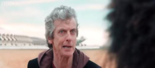 Doctor Who episode 2,season 10 screenshot image via Andre Braddox