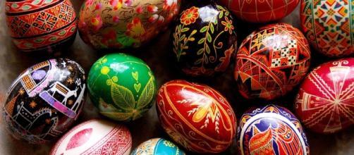 Easter Eggs Become Art To Celebrate Life's Rebirth : The Salt : NPR - npr.org