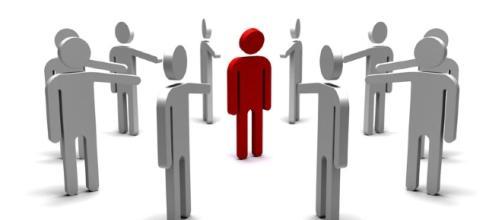 El acoso laboral o mobbing se debe denunciar. Public Domain.