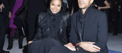 Janet Jackson and Wissam Al Mana in a past event photo by Lipstick Alley