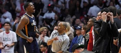 Joe Johnson Stuns Clippers At Buzzer As Jazz Win Without Rudy Gobert - fanragsports.com