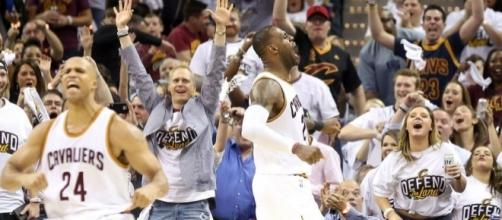 LeBron James' 200th playoff game a good one (barely), Cavs beat ... - cleveland.com