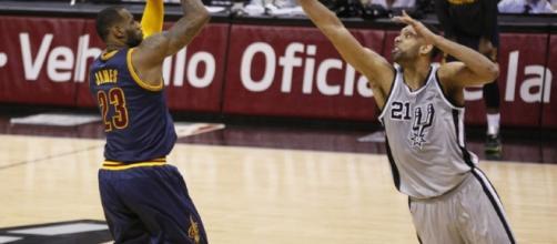 LeBron passes Duncan on the all time list - .... www.facebook.com/MJOAdmin