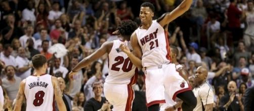 Miami Heat banking on the development of their core four - allucanheat.com