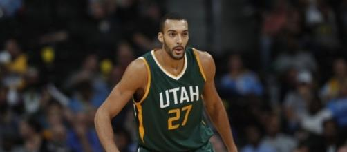 Rudy Gobert The Center Of Jazz's Success - fanragsports.com