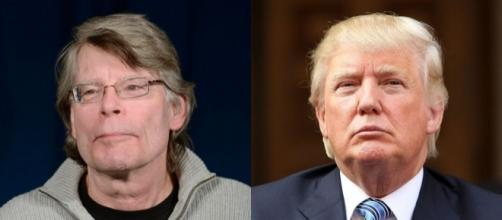 Stephen King Shares Campaign Slogan for Donald Trump on Twitter - esquire.com