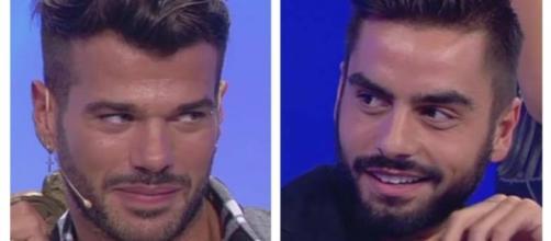 Uomini & Donne: Claudio Sona e Mario Serpa (- vistomagazine.com - )
