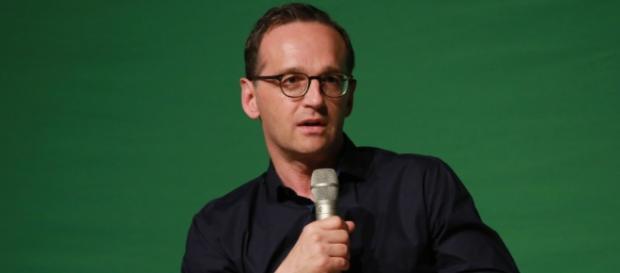 Bundesjustizminister Heiko Maas, SPD. (URG Suisse flickr / metropolico.org CC BY-SA 2.0)