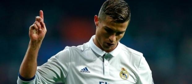 Cristiano Ronaldo no puede anotar en La Liga
