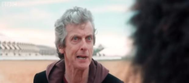 Doctor Who episode 2,season 10 screenshot image via Andre Braddox