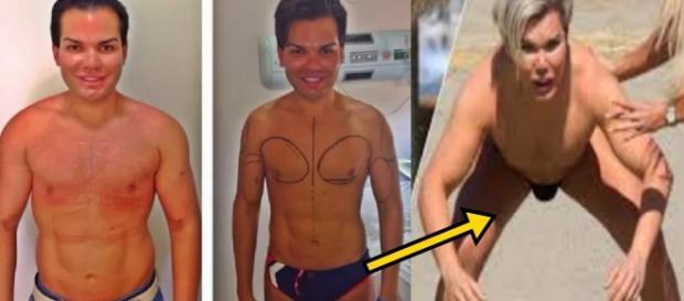 Ken Humano paga fortuna para parecer mais homem, mas detalhe chama atenção; veja