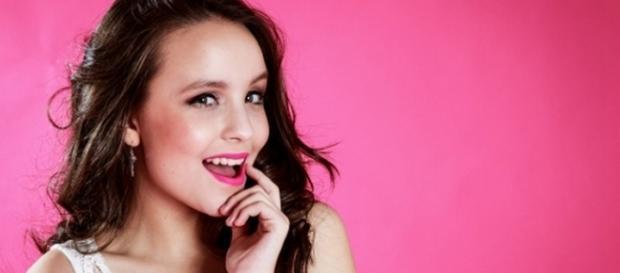 Larissa Manoela tem um enorme sucesso com apenas 16 anos