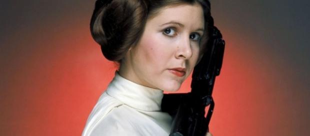 Lucasfilm president Kathleen Kennedy says Carrie Fisher will not ... - go.com