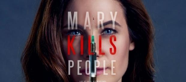 """Mary Kills People"" a Lifetime series - Photo: Blasting News Library - twitter.com"