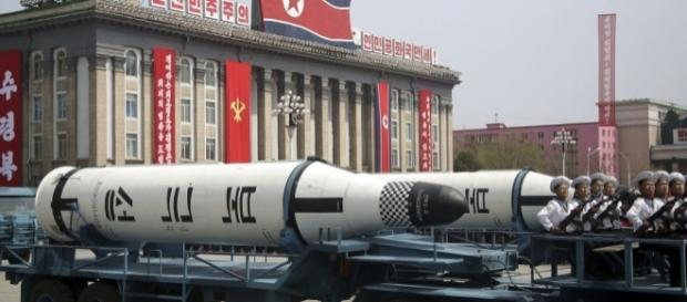 North Korea Displays New ICBM, Other Missiles - voanews.com