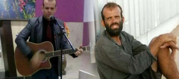 Pastor que era cantor vive hoje nas ruas - Google