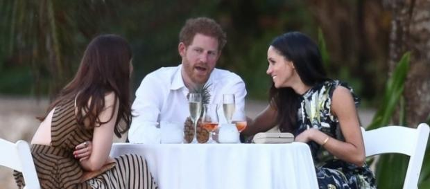 Prince Harry visits girlfriend Meghan Markle in Toronto for Easter - Photo: Blasting News Library - go.com