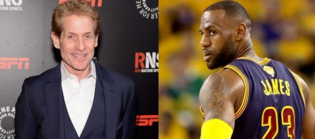 Skip Bayless takes shot at LeBron and Cavs ... - bet.com