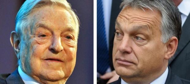 Victor Orbán gibt Milliardär George Soros Mitschuld an der ... - welt.de