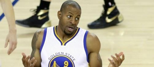 Andre Iguodala's race-related comments cause stir in locker room ... - sportingnews.com