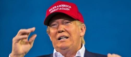 Donald Trump reveals 2020 campaign slogan -- but there's one major ... - aol.com