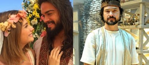 Em 'O Rico e Lázaro', Tammy de Calafiori será Lia
