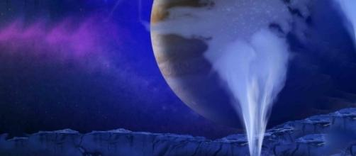 Europa, Jupiter's Moon, May Spout Water into Space, Says NASA ... - bigthink.com