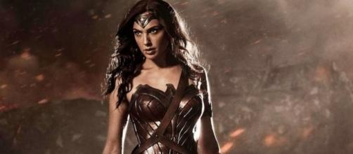 "Gal Gadot Weighs In on Wonder Woman Boob Backlash: ""We Can't ... - toofab.com"