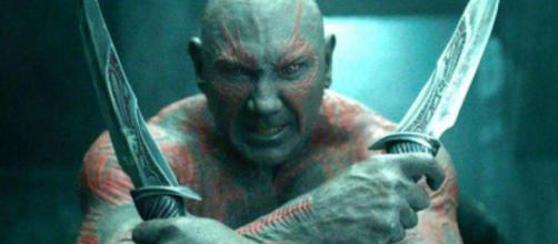 Guardians of the Galaxy Vol. 2: Dave Bautista talks Drax and ... - femalefirst.co.uk
