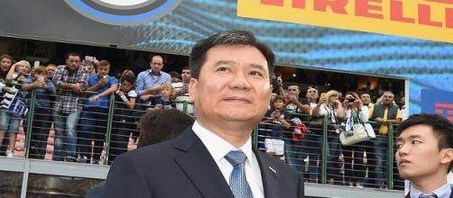 Zhang Jindong accontenta i tifosi dell'Inter