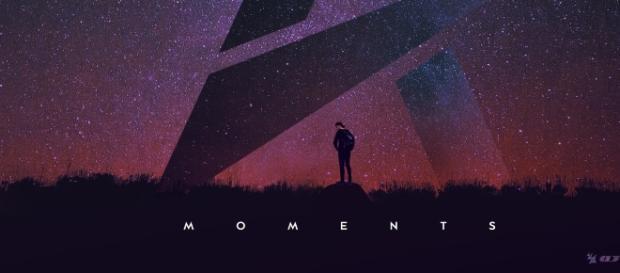 Andrew Rayel - Moments, il nuovo album in uscita il 5 maggio.