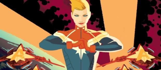 Captain Marvel': Brie Larson Wants 'Symbol Of Strength' For Women - heroichollywood.com