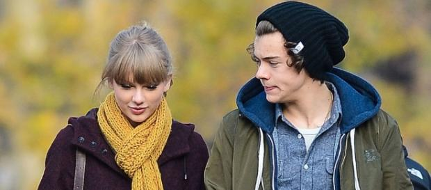 Is Harry Styles revealing his failed relationship with Taylor Swift in new track? (via Blasting News library)