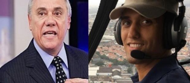Marcelo Rezende e a polêmica do helicóptero - Google